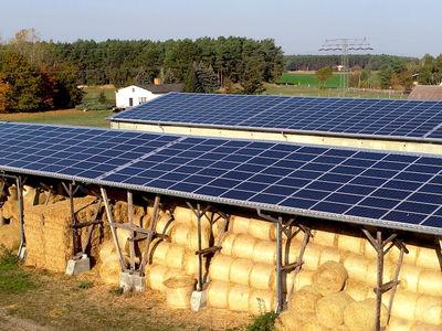 Dachanlagen Agrarproduktion Kahsel GmbH