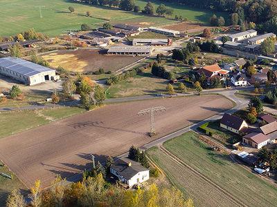 Solarfreiflächenanlage Agrarproduktion Kahsel GmbH
