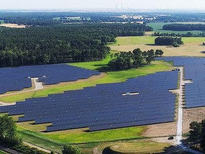 Solarpark Frauendorf