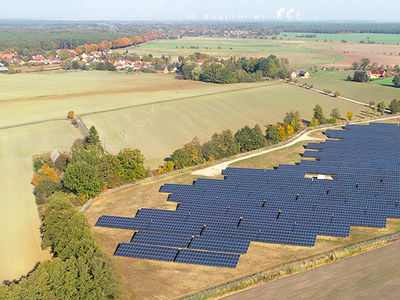 Solarpark Gablenz