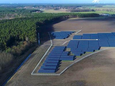 Solarpark Kahsel