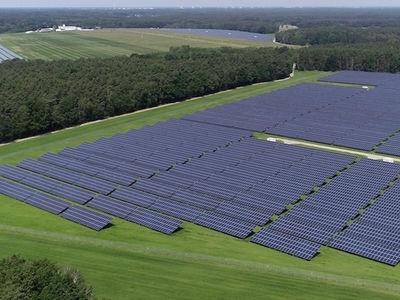 Solarpark Laubsdorf