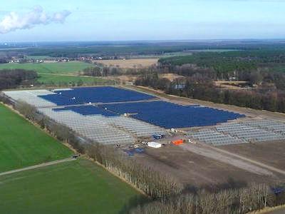 Solarpark Sergen