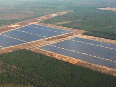Solarpark Turnow-Preilack 1