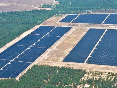 Solarpark Turnow-Preilack 2